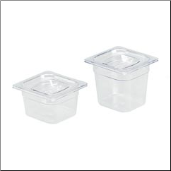 X-TRA COLD FOOD PAN -1/6 SIZE