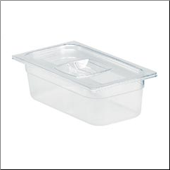 X-TRA COLD FOOD PAN-1/3SIZE
