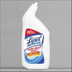 LYSOL DISINFECTANT BOWL CLEANER