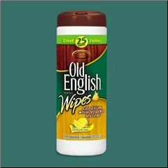 OLD ENGLISH FURNITURE WIPES