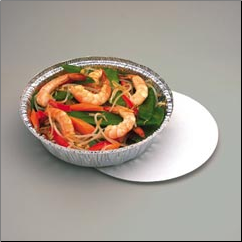"REYNOLDS 7"" ROUND CONTAINER/LID COMBO"