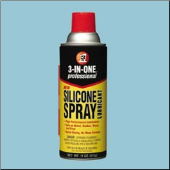 3-IN-ONE PROFESSIONAL SILICONE SPRAY LUBRICANT