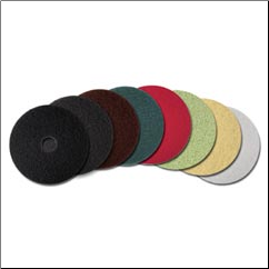 "12"" HIGH PRODUCTIVITY STRIPPING FLOOR PADS"