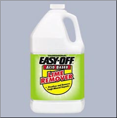 EASY-OFF LIME REMOVER