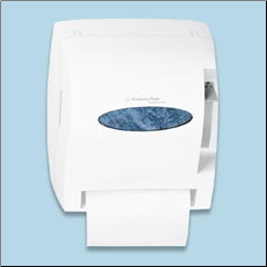 IN-SIGHT DISPENSER FOR KCC 50600 TOWEL ONLY