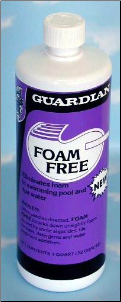 Guardian Foam Free Pool Defoamer