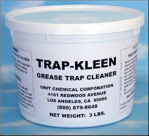 TRAP-KLEEN Grease Cleaner