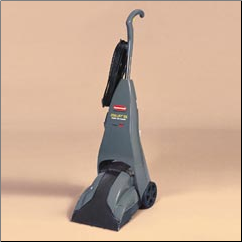 XTRA-LIFT UPRIGHT DEEP CLEANER,GRAY