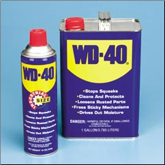 WD-40 GALLON SIZE -4/1GAL