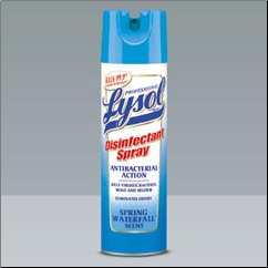 LYSOL DISNFCTNT SPRY,COUNTRY SCNT