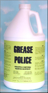 Grease Police - Degreaser