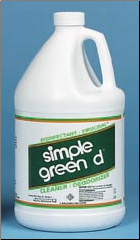 SIMPLE GRN-D, DISINF., 6/1GAL