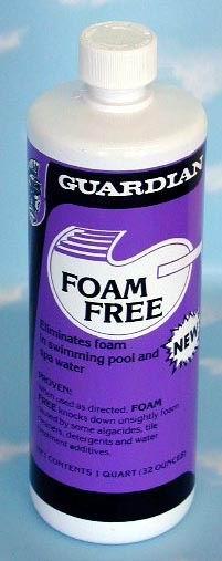 Guardian Foam Free Pool Defoamer