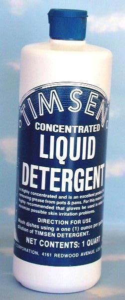 Timsen Detergent