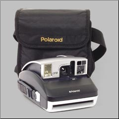 POLAROID ONE PRO 600 BUSINESS EDITION CAMERA KIT