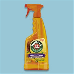 MURPHY'S OIL SOAP MULTI-USE WOOD CLNR WITH ORANGE OIL