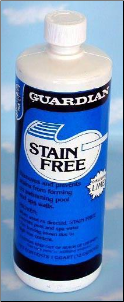 Guardian Stain-Free - Pool Stain Remover